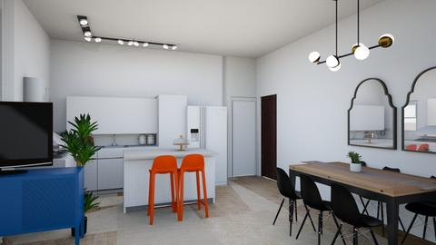 2 - Kitchen  - by Tama Balas Shitrit