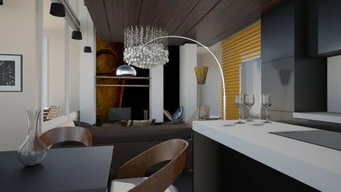The Interlace Livingroom  - Modern - Living room  - by Evangeline_The_Unicorn