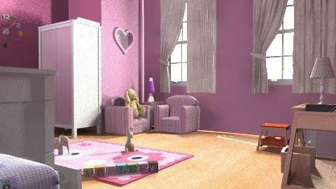 Room - Modern - Kids room - by pedro_henrique