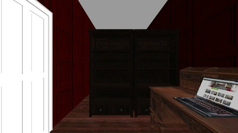 Mag Exec Apartment 2 - Eclectic - by thesplitpsyche