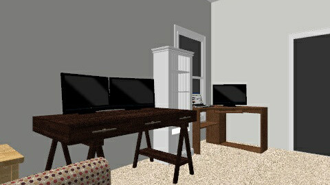 Home Office - Minimal - Office  - by AskRht