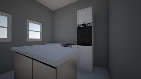 Final Project Kitchen - Kitchen  - by skylaramirault