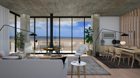 Villa Comporta - Modern - Living room  - by Galit Dayan Raviv