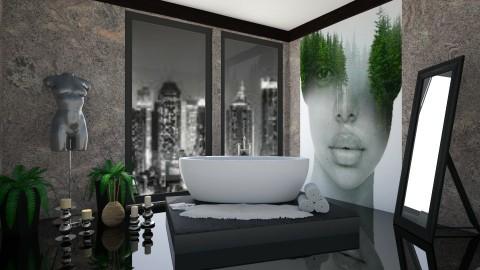 For Tina - Bathroom  - by Yana Baliashvili