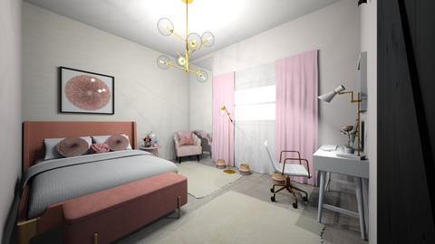 girly classy - Modern - Bedroom  - by kat587494