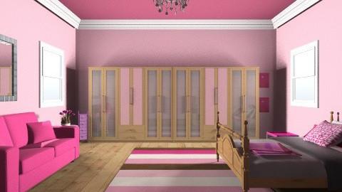 Girls room - Modern - Bedroom - by zaya6