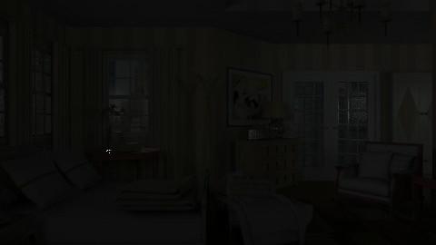 Bedroom 4 - Classic - Bedroom  - by M_Lane