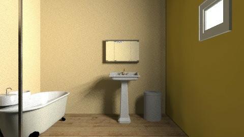 bathroom - Classic - Bathroom  - by kokokalakateliev