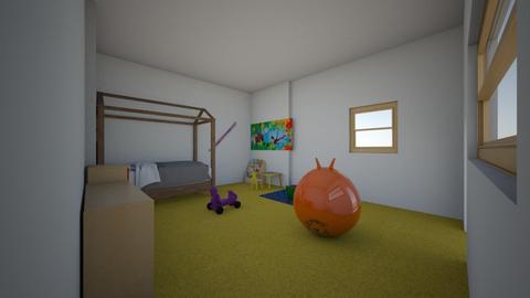 habitacion - Modern - Kids room  - by Pilarluna2709