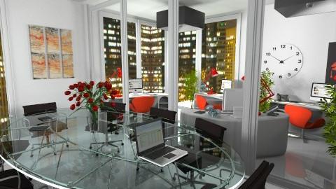 Boardroom - Office  - by CassW