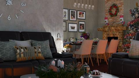 diferent angle - Living room  - by snjeskasmjeska