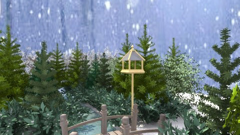 ilcsi design winter - Rustic - by ilcsi1860