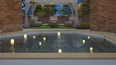 Hotel Pool Template - by MB2006
