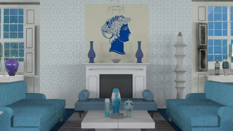 january blues - Eclectic - Living room  - by The_Hunter_and_Gatherer