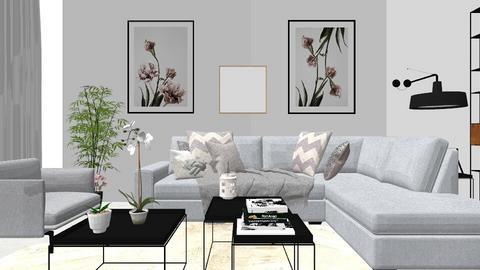 Living room 22621 - Modern - Living room  - by Sefi Zohar