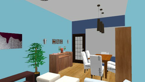 Living Room - Modern - Living room - by pedro_henrique