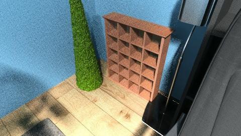 Design Kantor FI - Minimal - Office  - by Anggara Wirawan