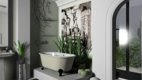 Relax - Classic - Bathroom  - by Gabriella Reeves