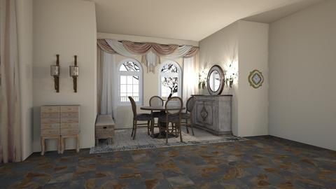 Living and Dining room - by juliafa