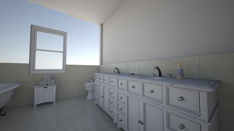 Bathroom - Bathroom - by makaylamehrens