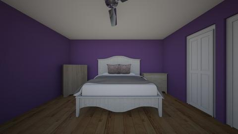 Lindsey Bauwens Bedroom - by lindseybauwens