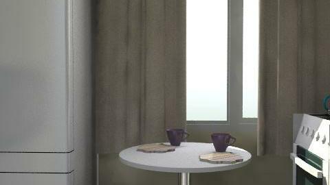 my kitchen - Minimal - Kitchen  - by irina4e