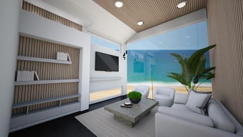 The Glass Rom - Modern - Living room  - by the_avantgarde_