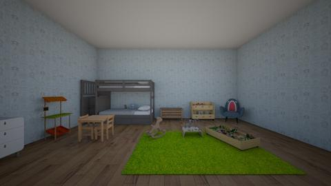 Kids Room - Kids room  - by Elodie_Bear