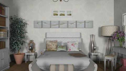 shabby - Vintage - Bedroom  - by livia87