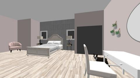 Careers in hospitality  - Modern - Bedroom  - by charlottetassone