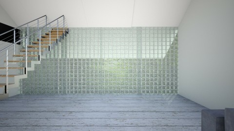 NMinimal - Modern - Living room - by edina78