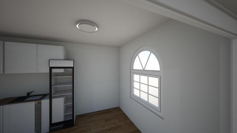 Marina Apartment Kitchen - by pvworkouts