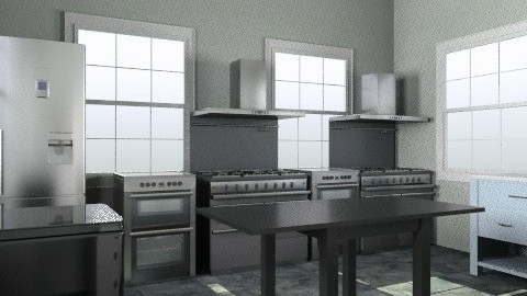 zala za ketaring - Minimal - Kitchen  - by i6666