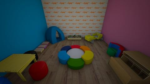 Play Room - Kids room  - by kamonela09