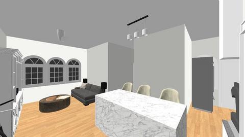 Kempas Residences - Minimal - by malcolmleejy