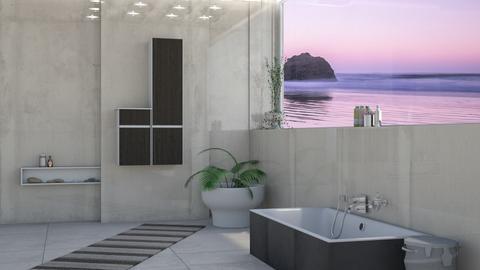 lux bath - by nat mi