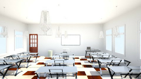 Salon 15na - Modern - Office  - by Nathalia Vivas