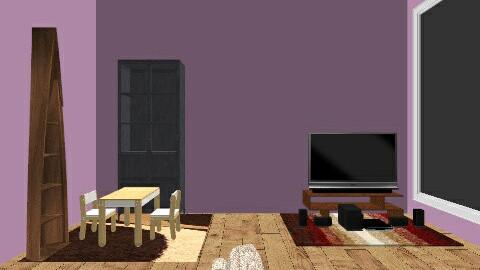 Monas Living Room - Retro - Living room  - by mona18sep