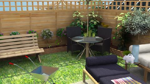 Garden - Modern - Garden  - by richardsbm