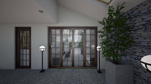Entry door2 - Garden  - by lovasemoke