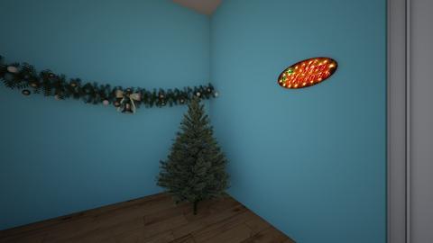 christmas room  - Bedroom  - by cwedeking