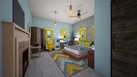 Bedroom - Bedroom - by atedeschi21