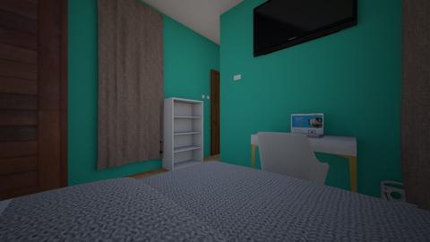 yami - Vintage - Bedroom  - by yamilethcabanillas
