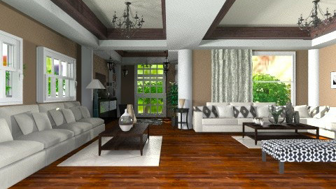 living - Classic - Living room  - by oliricescarraman