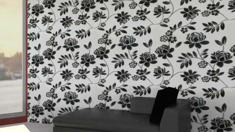 Richard Meier_empty - Modern - Living room - by AliceJayeSykes