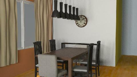 Whitehurst Dining3 - Dining Room  - by KimmyRa