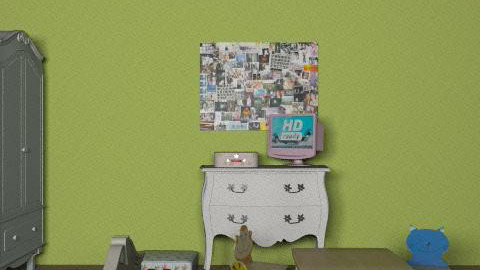 daisys room  - Eclectic - Kids room  - by rick brady
