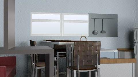 Holanda - Minimal - Kitchen  - by mydecoholanda