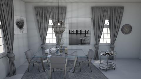 Tea party - by Alima Aydin