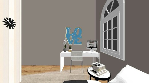 selina  - Bedroom - by selina_halland